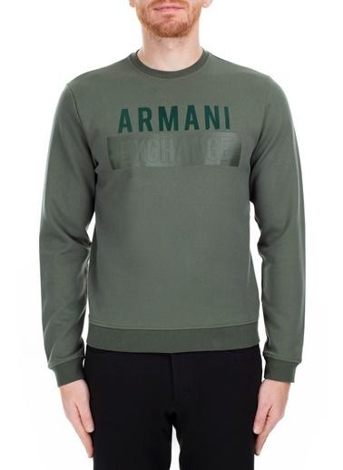 Armani Sweatshirt Haki